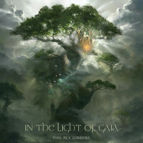 Phil Rey In The Light Of Gaia