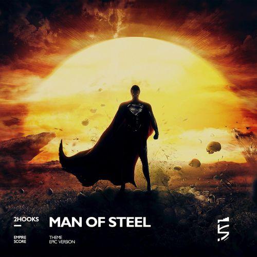 2Hooks Man Of Steel: Theme