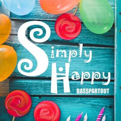 Basspartout Simply Happy