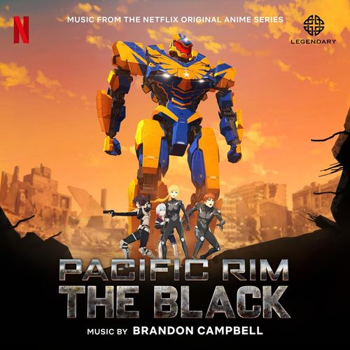 Brandon Campbell Pacific Rim: The Black