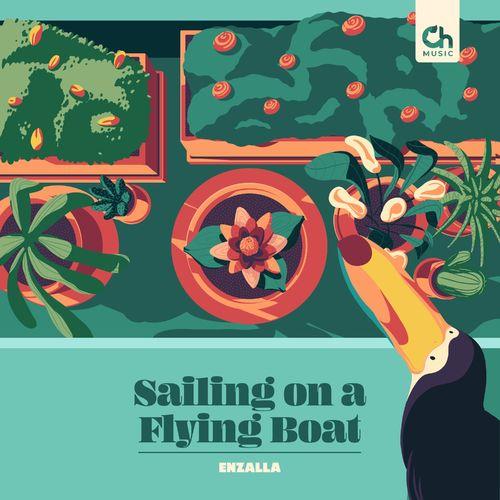 Enzalla Sailing on a Flying Boat