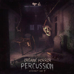 Gothic Storm - Assembly Line 7- Organic Horror Percussion