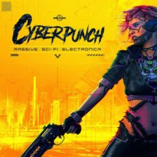 Gothic Storm Cyberpunch - Massive Sci-fi Electronica