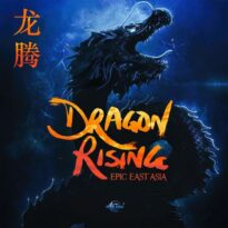 Gothic Storm Dragon Rising - Epic East Asia