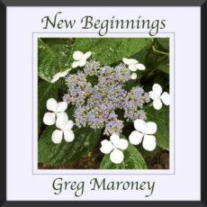 Greg Maroney New Beginnings