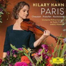 Hilary Hahn Paris