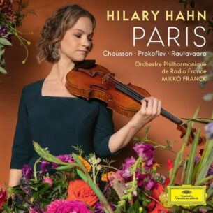 Hilary Hahn Paris
