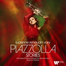 Lucienne Renaudin Vary Piazzolla Stories