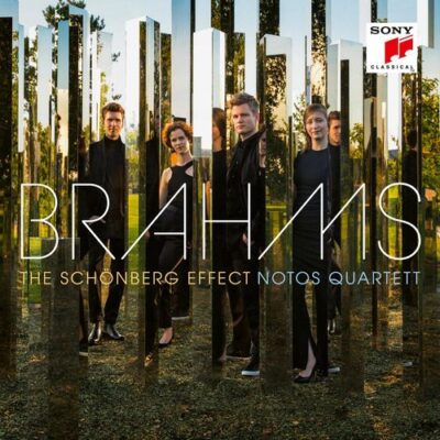 Notos Quartett Brahms The Schoenberg Effect