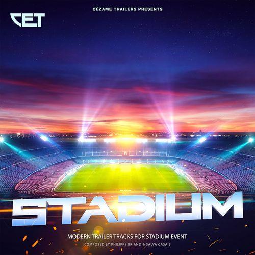 Philippe Briand Stadium (Modern Trailer Tracks for Stadium Event)