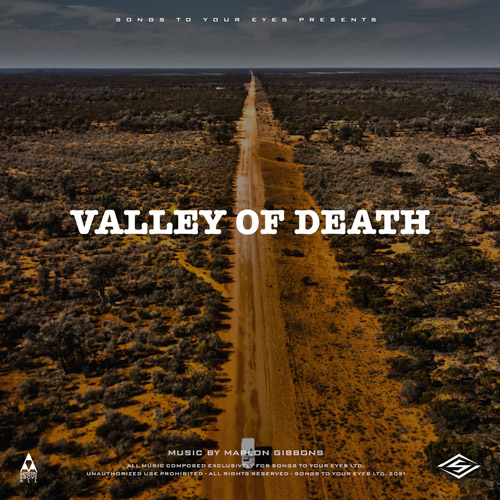 Songs To Your Eyes - Valley Of Death