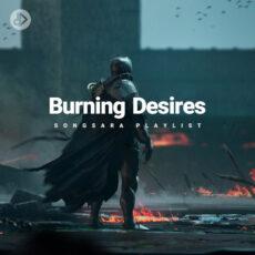 پلی لیست Burning Desires