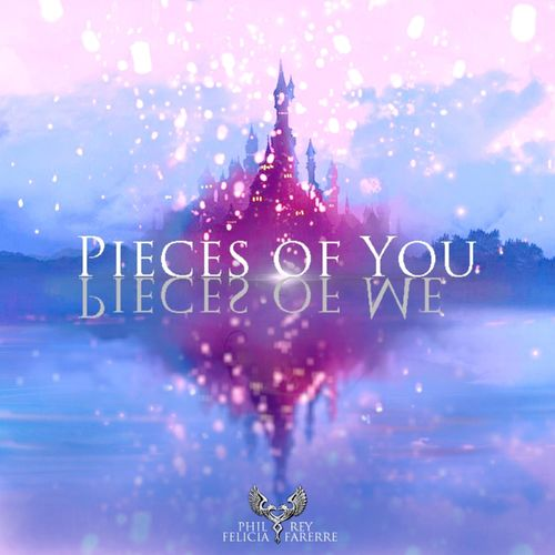 Phil Rey Pieces of You, Pieces of Me (feat. Felicia Farerre)