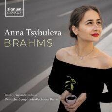 Anna Tsybuleva Brahms
