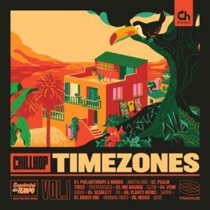Chillhop Timezones vol.1 – Saudades do Tempo