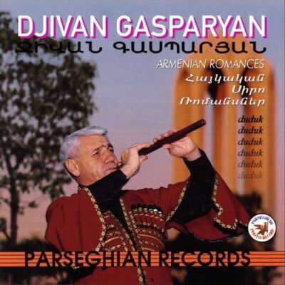 Djivan Gasparyan Armenian Romances (Duduk)