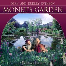 Dudley Evenson, Dean Evenson Monet's Garden