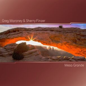 Greg Maroney, Sherry Finzer Mesa Grande