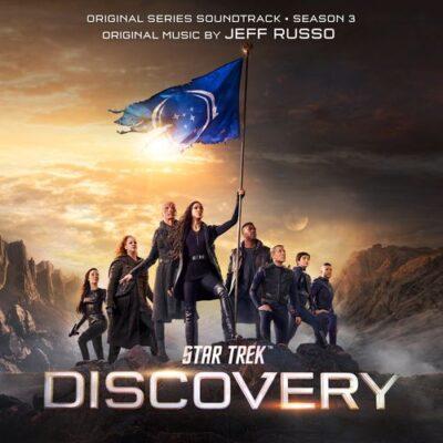 Jeff Russo Star Trek: Discovery (Season 3) [Original Series Soundtrack]
