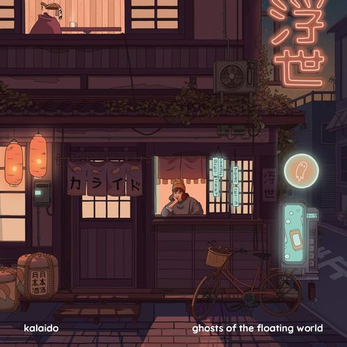 Kalaido Ghosts of the Floating World