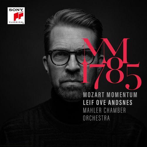 Leif Ove Andsnes Mozart Momentum - 1785
