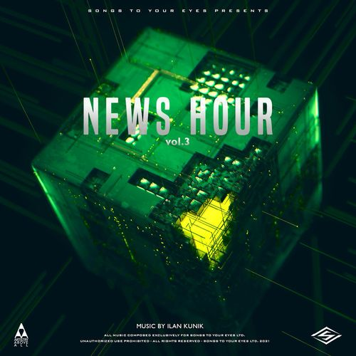 Songs To Your Eyes News Hour, Vol. 3