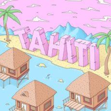 Yarden Saxophone, Deep Chills Tahiti