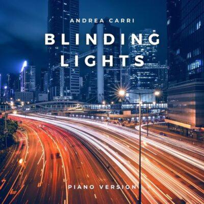 Andrea Carri Blinding Lights
