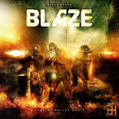 Black Hydra Blaze