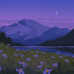 دانلود رایگان تک آهنگ موسیقی بی کلام لو فای آرام آخرین تابستان (Last Summer) از پروژه لافی (Laffey) flac 16 bit جدید 2021