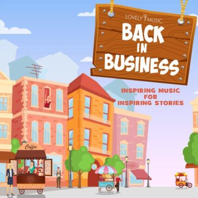 Lovely Music Library Back in Business - Inspiring Music for Inspiring Stories