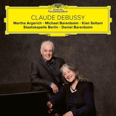 Michael Barenboim, Daniel Barenboim Debussy: Fantaisie, Violin Sonata, Cello Sonata, La mer