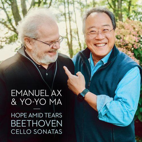 Yo-Yo Ma Hope Amid Tears - Beethoven: Cello Sonatas