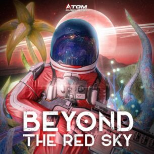 Atom Music Audio Beyond the Red Sky