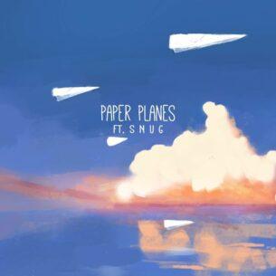 Hevi S N U G paper planes