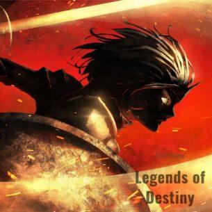 Iros Young Legends of Destiny