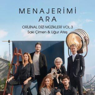 Menajerimi Ara, Vol.3 (Orijinal Dizi Müzikleri)