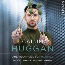 Calum Huggan American Music for Marimba