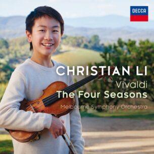 Christian Li Vivaldi: The Four Seasons