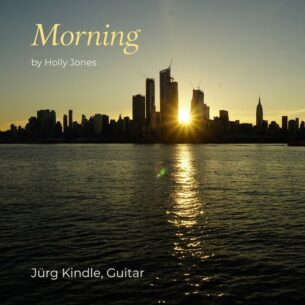 Holly Jones, Jürg Kindle Morning