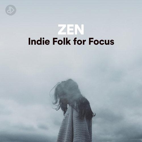 Indie Folk for Focus (Playlist)