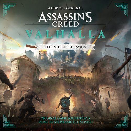 Stephanie Economou Assassin's Creed Valhalla: The Siege of Paris