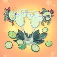 Various Artists Sunset Margaritas