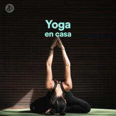 Yoga en casa (Playlist)