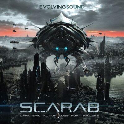 Evolving Sound Scarab