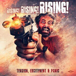 Gothic Storm Rising! Rising! Rising! - Tension, Excitement & Panic