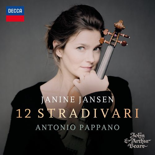 Janine Jansen 12 Stradivari