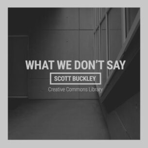 Scott Buckley What We Don't Say