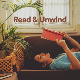 Read & Unwind (Playlist)